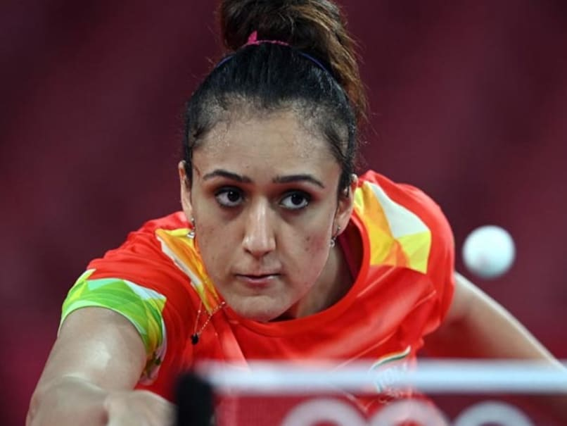 """Table Tennis Star Manika Batra Alleges National Coach Asked Her To """"Concede Match"""" During Olympic Qualifiers"""