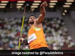 """""""It Was Not My Best"""": Sumit Antil After Winning Paralympic Gold Medal With World Record Throw"""