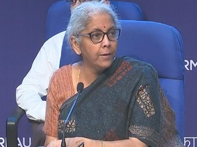 Video : Cabinet Nod To Guarantee Of Rs 30,600 Crore For Bad Bank