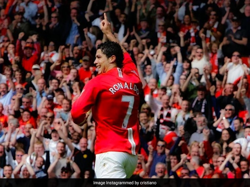 """""""Sir Alex, This Ones For You"""": Cristiano Ronaldo On Manchester United Return"""