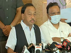 Union Minister Narayan Rane Visits Hospital In Mumbai For Check-Up: Report
