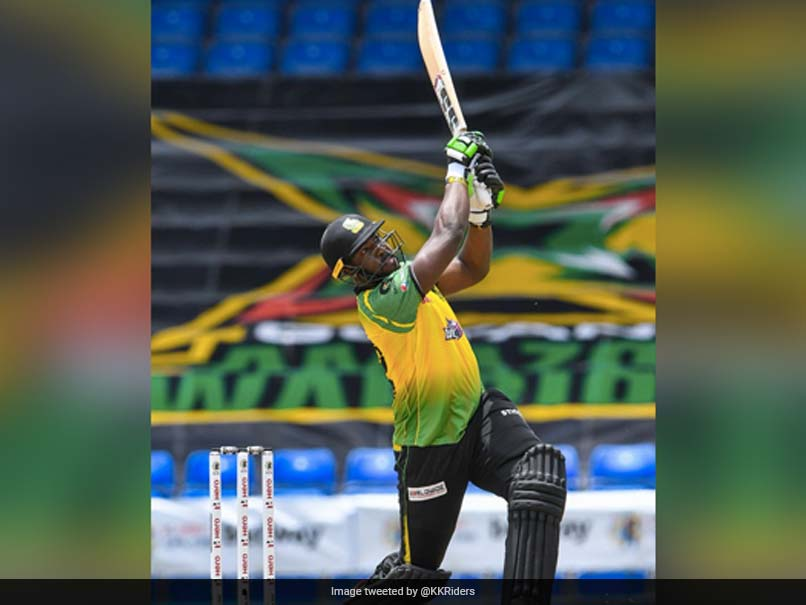 Andre Russell Smashes Fifty Off Just 14 Balls, Fastest In CPL History