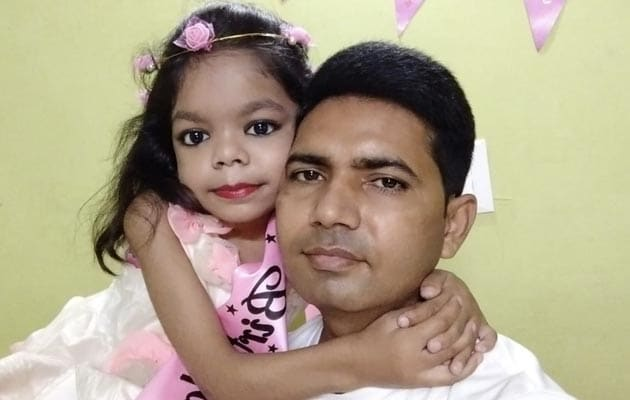Appeal By Girl,7, For Treatment Of Rare Genetic Disorder That Costs 2.5 Crore
