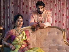 Actor Kartikeya Gummakonda Gets Engaged To Lohitha Reddy. See Pics
