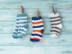 Keep Your Kid's Feet Comfy All Day Long With These Cotton Socks