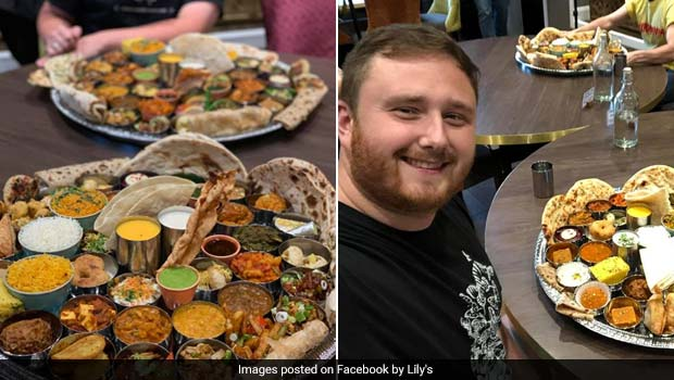 Can You Finish A 7Kg Thali In 1 Hour? An Indian Eatery In England Is Waiting For You