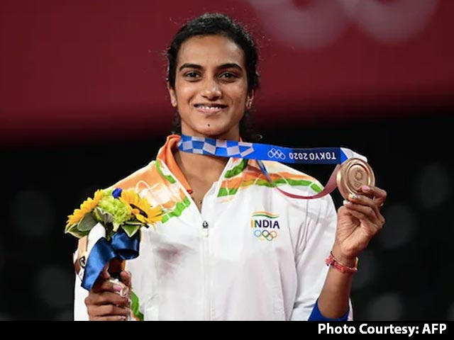 Video : PV Sindhu Scripts History With 2nd Olympic Medal, And Other Top News