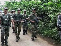 National Liberation Front Of Tripura Commander Surrenders Before Border Security Force