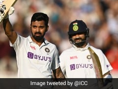 How Suniel Shetty Reacted To KL Rahul's Stunning Century At Lord's On Day 1