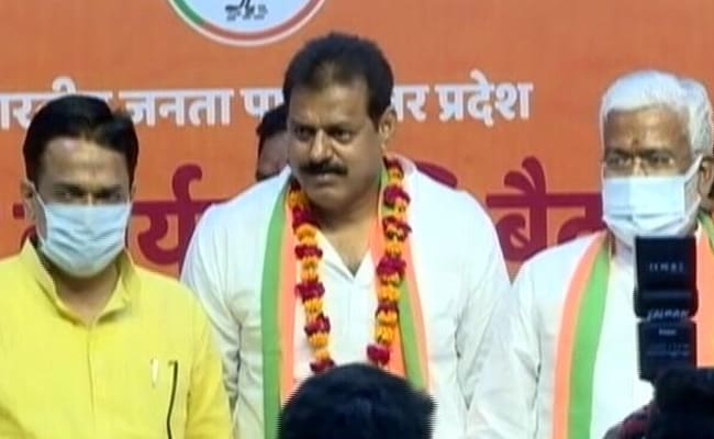 BJP MP Objects To Induction Of Ex-BSP MLA Into Party, Cites 'Criminal Background'