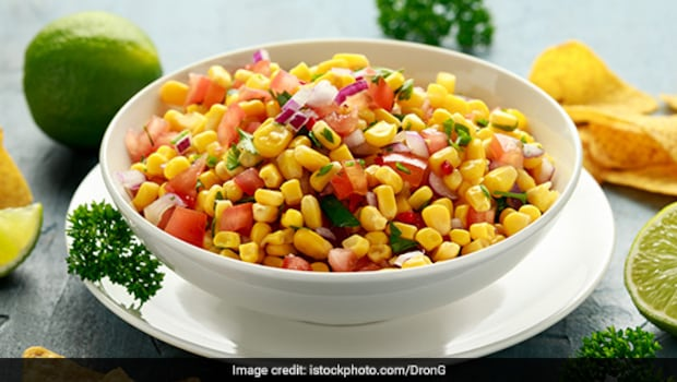 Craving A Quick Evening Snack? Yasmin Karachiwala's Corn Chaat Is A Must Have