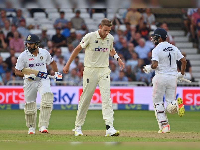 India vs England 1st Test, Day 2 Live Cricket Score: KL Rahul, Rohit Sharma Look To Capitalise On Good Start