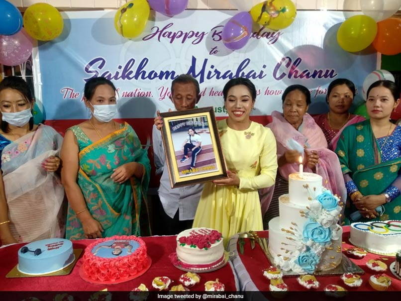"Mirabai Chanus ""Special"" Birthday Celebrations With Family. See Pics"