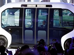 Toyota To Restart Self-driving Vehicles At Olympic Village With More Safety Staff