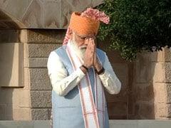 """<i>Azadi Ka Amrit Mahotsav</i>"": PM Modi Greets Nation On 75th Independence Day"