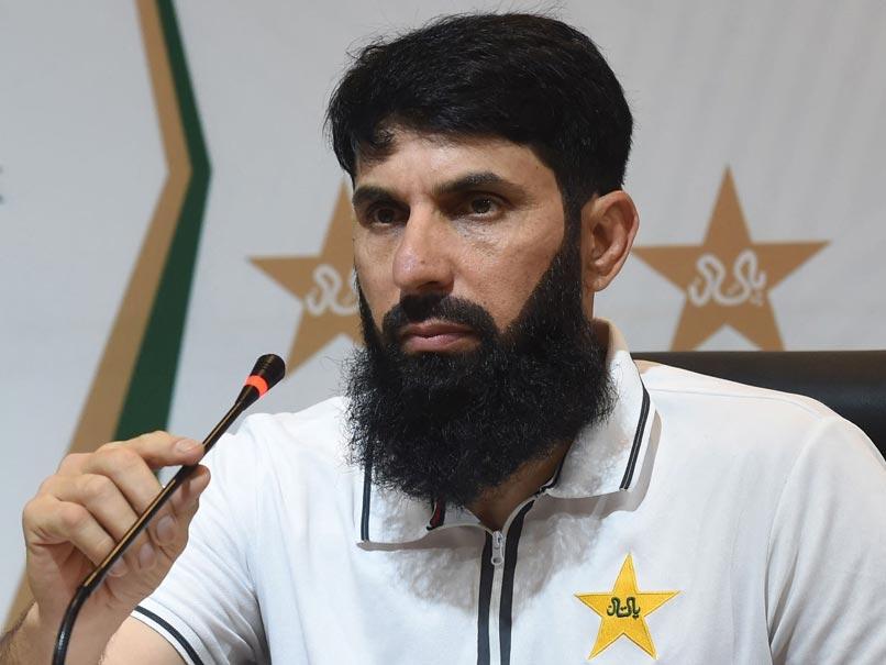 Pakistan Coach Misbah-ul-Haq Positive For Covid-19, Isolates In Jamaica