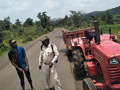 Madhya Pradesh Congress MLA Accused Of Taking Away Seized Tractor, Threatening Officials