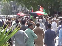 Many Dead After Taliban Firing, Stampede At Afghan Independence Day Rally