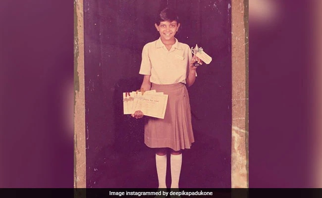 Was Deepika Padukone An 'Outstanding Student'? Her ROFL Post Says It All