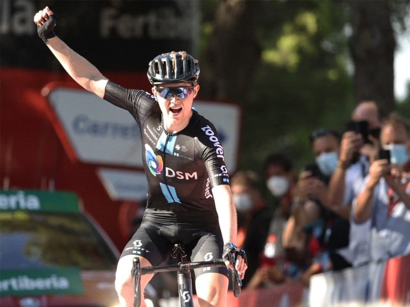 Australian Michael Storer Wins On Vuelta Mountain As Primoz Roglic Holds Lead
