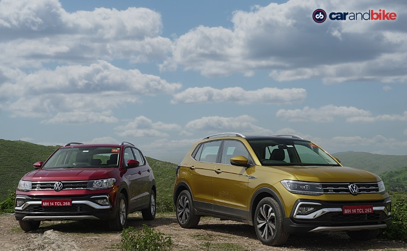 The Volkswagen Taigun SUV will be launched on September 23, 2021.