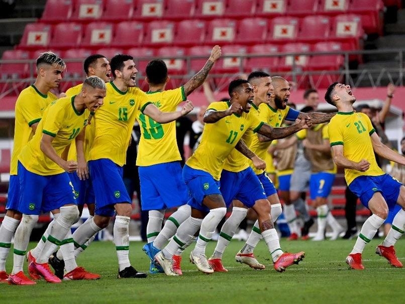 Tokyo Olympics: Brazil edge Mexico on penalties to reach mens football final