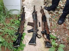 Anonymous Letter Helps Recover Weapons Stolen From Meghalaya Police