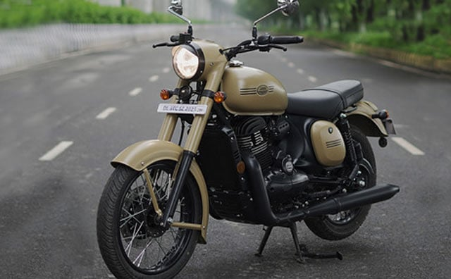 Video : Jawa Classic Khaki Review