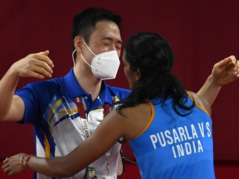 PV Sindhus South Korean Coach Calmed Her With This Hindi Phrase At Tokyo Olympics