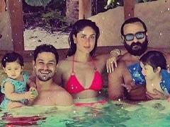 "Kareena Kapoor And Saif Ali Khan ""Love Love Love"" This Travel Destination"