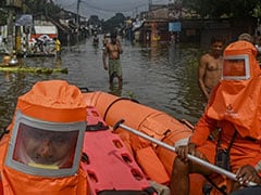 Bengal Chief Minister Mamata Banerjee Conducts Aerial Survey Of Flood-Hit Areas