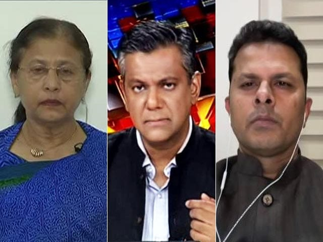 Video : Parliament Meltdown: Who Is To Blame, Government Or Opposition?
