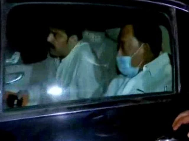 """Video : Union Minister Narayan Rane Gets Bail After Arrest For """"Slap Thackeray"""""""