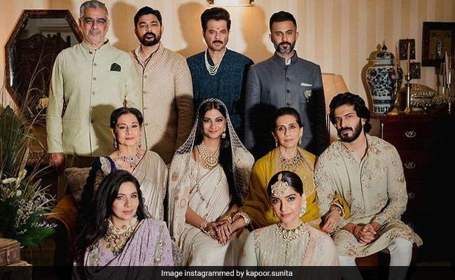 'To My Princess And My Son': Sunita Kapoor Shares Note For Newlyweds Rhea And Karan Boolani