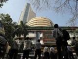 Video : Sensex Ends Above 55,000