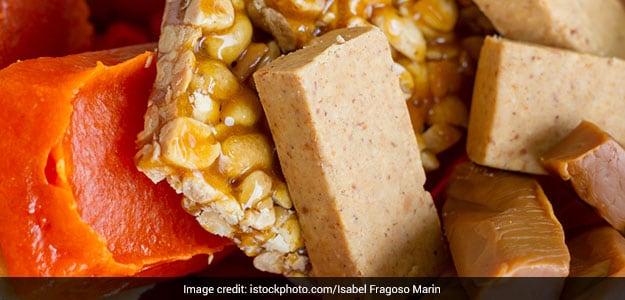 How To Make Halwai-Style Moongfali Barfi  Easy Recipe Inside