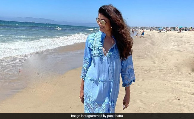 Pooja Batra Is Enjoying The 'American Summer' At The Beach With...