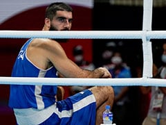 """Tokyo Olympics: French Boxer Stages Ringside Sit-In Protest After Olympic """"Injustice"""""""