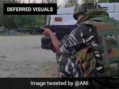 3 Terrorists Killed In Encounter In Jammu And Kashmir's Baramulla: Police
