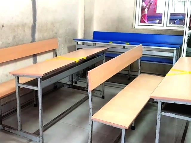 Video : Tamil Nadu Schools Prep For Partial Reopening