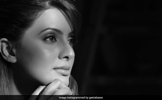'I Did Not Allow That Meltdown To Happen': Geeta Basra On Her Miscarriages