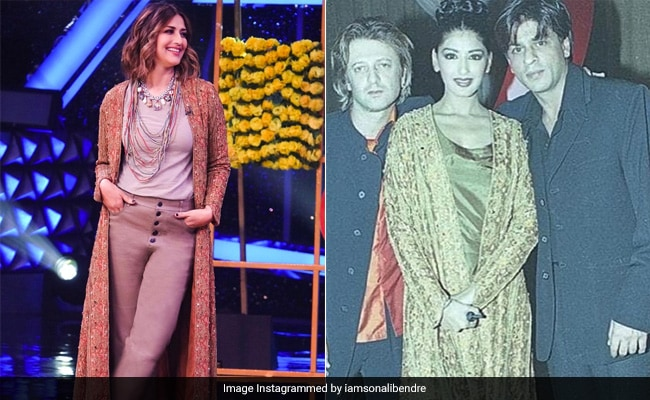 Sonali Bendre Wore A Jacket Which Is 'At Least Two Decades Old'. Guess The Designer
