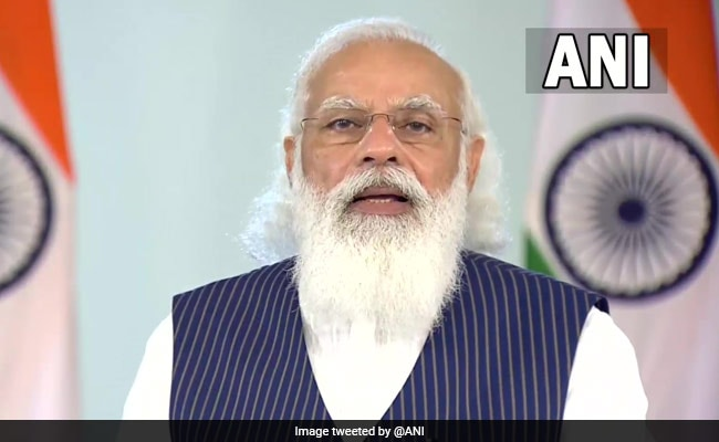 'Gave 1st Priority To Poor, From Day One': PM Modi On COVID-19 Strategy