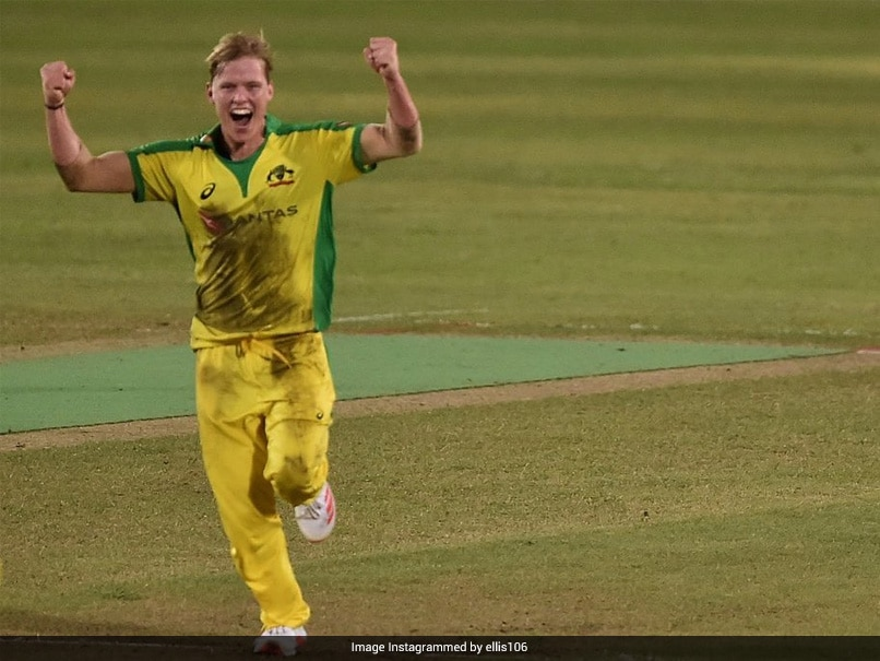 IPL 2021: Punjab Kings Sign Australian Cricketer Nathan Ellis   Cricket News