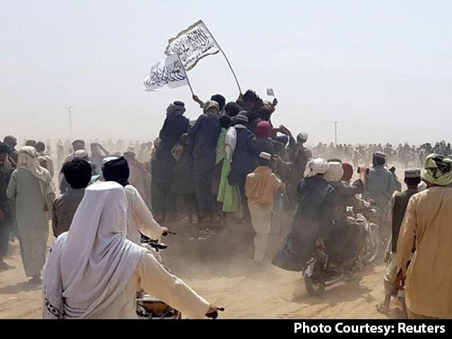 Video : Ninth Afghan City Falls To Taliban