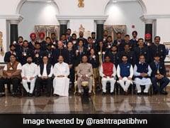 Gave Nation Reason To Rejoice In COVID-19 Pandemic: President Ram Nath Kovind To Olympic Stars