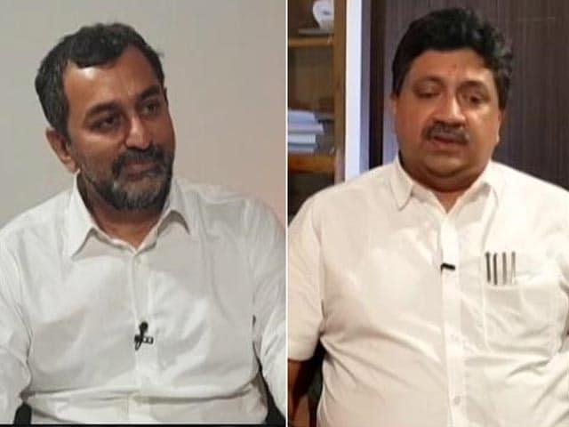 "Video : P Thiaga Rajan Calls Jaggi Vasudev ""charlatan"""