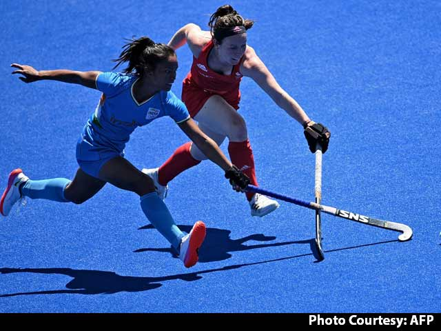 Video : Indian Women's Hockey Team Goes Down Fighting In Bronze Match