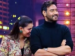 """""""Will Try To Make It As Special As You Are"""": Ajay Devgn On Kajol's Birthday"""