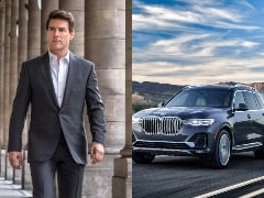 Actor Tom Cruise's BMW X7 Stolen In The UK While Filming The Next Mission: Impossible Movie